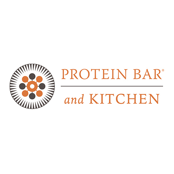 Protein Bar and Kitchen Logo